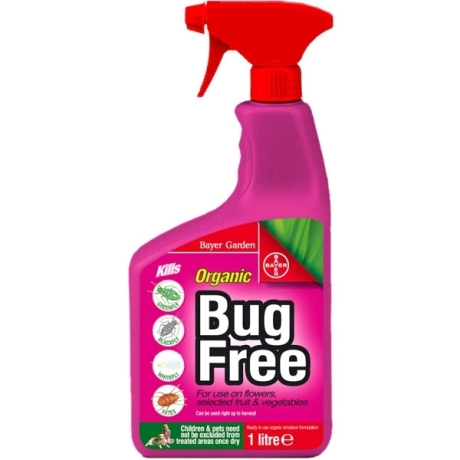 Bayer Garden Bug Free Spray